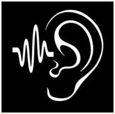 hearing loss icon