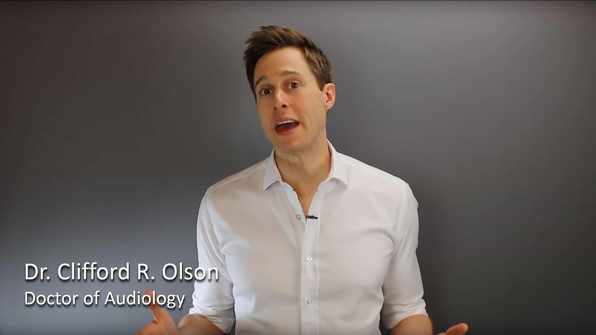 Dr. Olson, AuD
