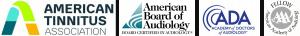 Hearing Associations Logo Set