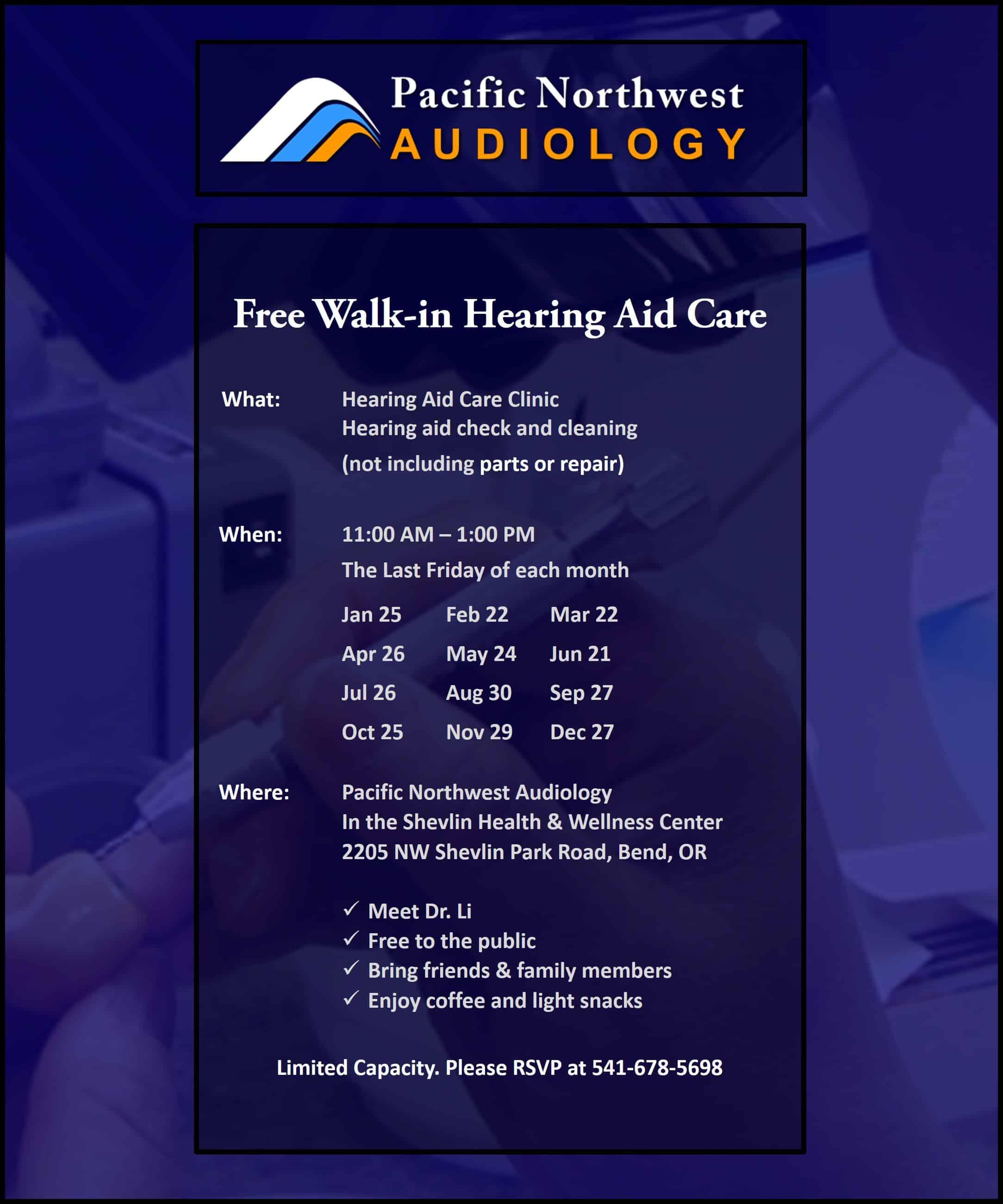 free walk-in clinics