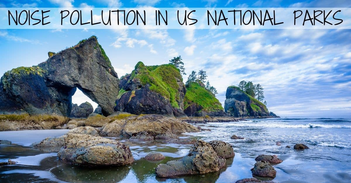 Noise Pollution in US National Parks